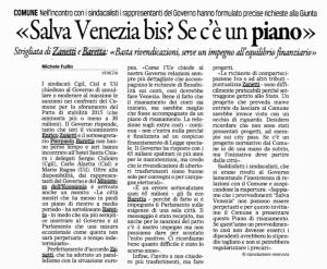 salva venezia bis_gazzettino